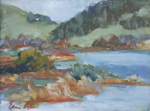 Mouth of the River, Carmel by Erin Lee Gafill