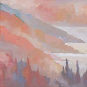 Apricot Light, Big Sur by Erin Lee Gafill