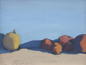 Lemon with Tangerines by Erin Lee Gafill