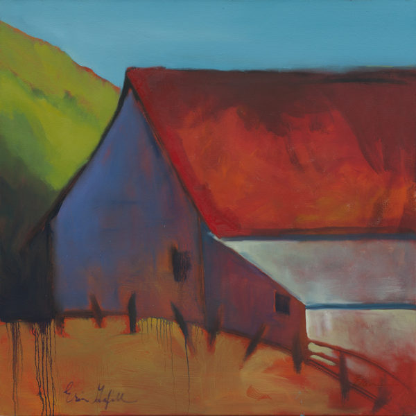 Barn by Erin Lee Gafill