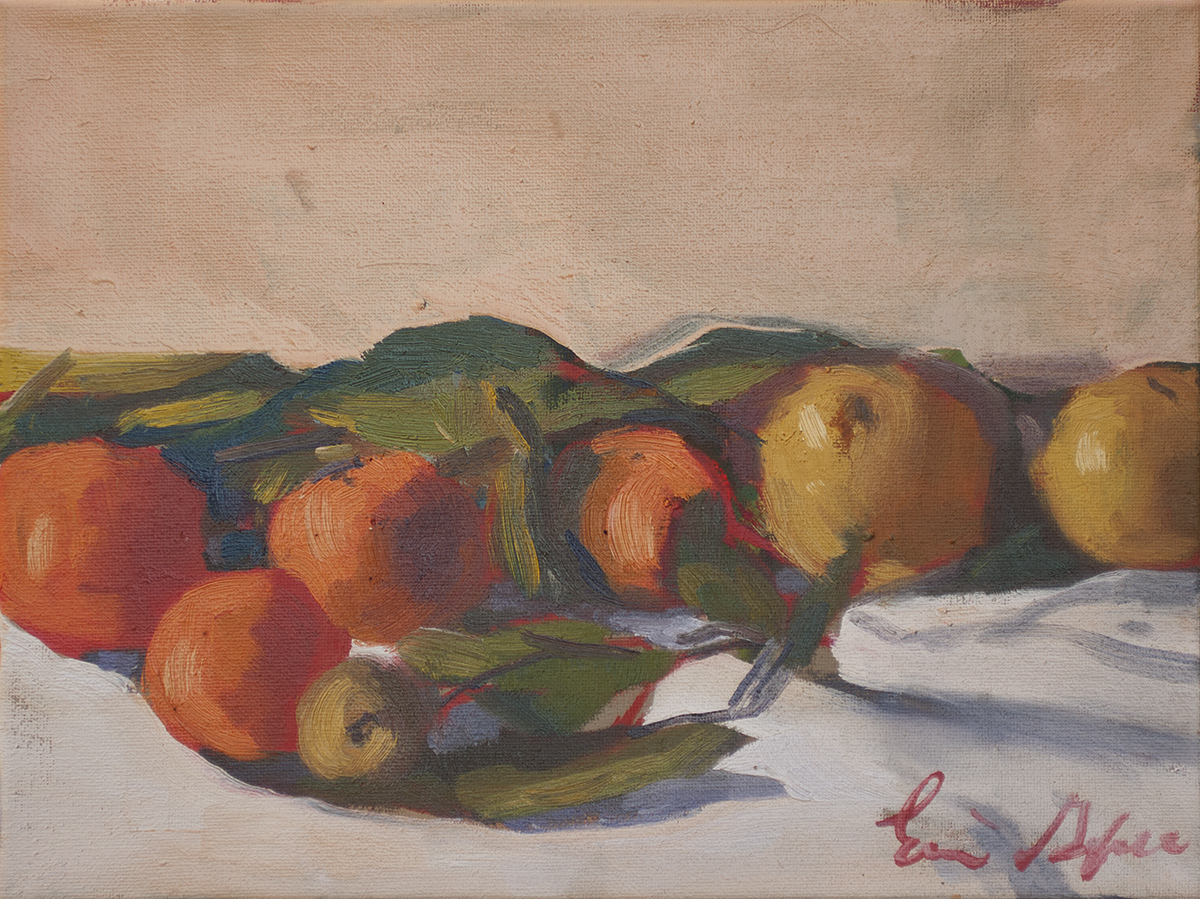 Tangerines, Lemons by Erin Lee Gafill