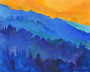 Yellow Sky, Blue Dawn by Erin Lee Gafill