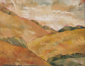 Old California Hills by Erin Lee Gafill