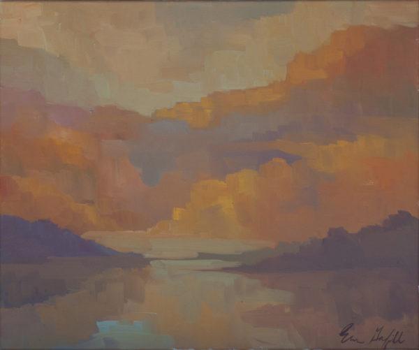 Dawn, Big Sur By Erin Lee Gafill