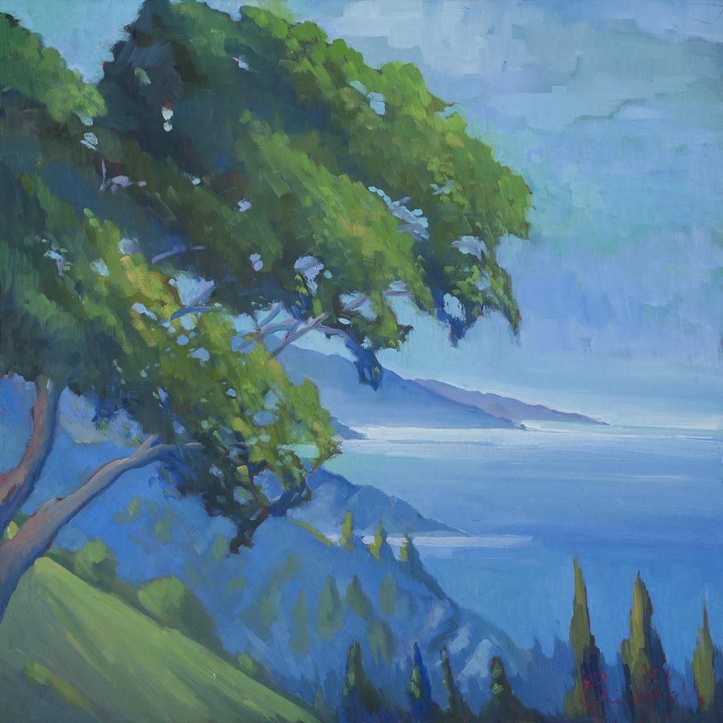 Spring, Big Sur by Erin Lee Gafill