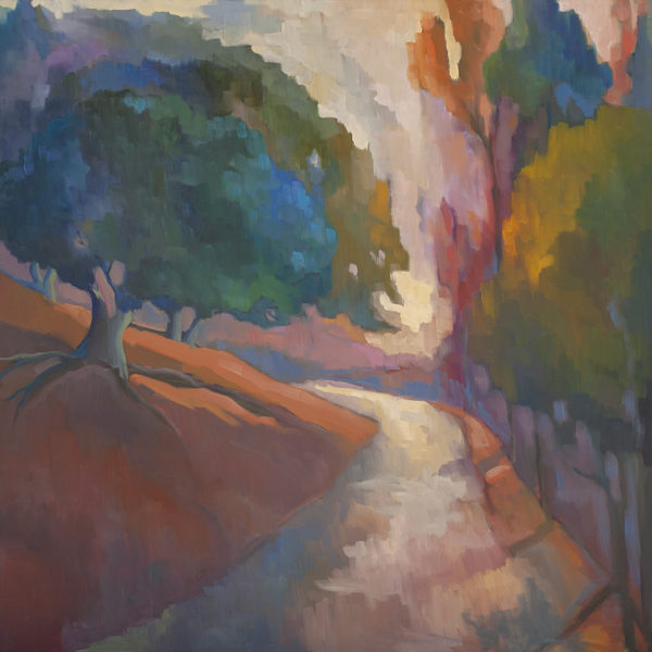 Light on the Path X by Erin Lee Gafill