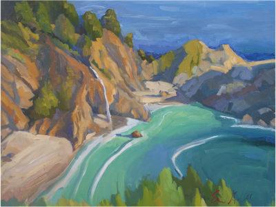 McWay Falls, Big Sur - Fine Art Print