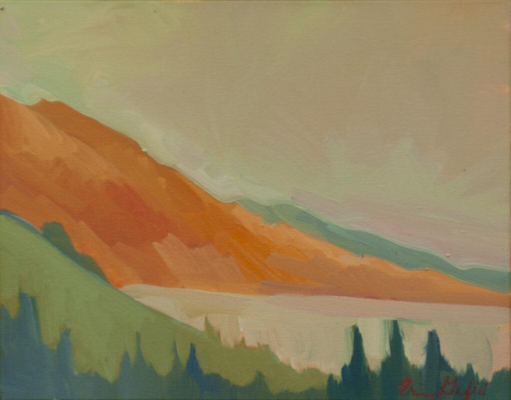 Big Sur II by Erin Lee Gafill