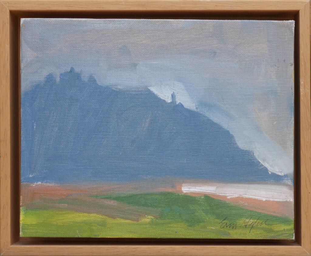 Point Sur Fog