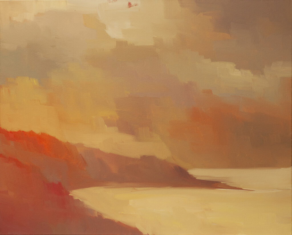 Edge of Day by Erin Lee Gafill