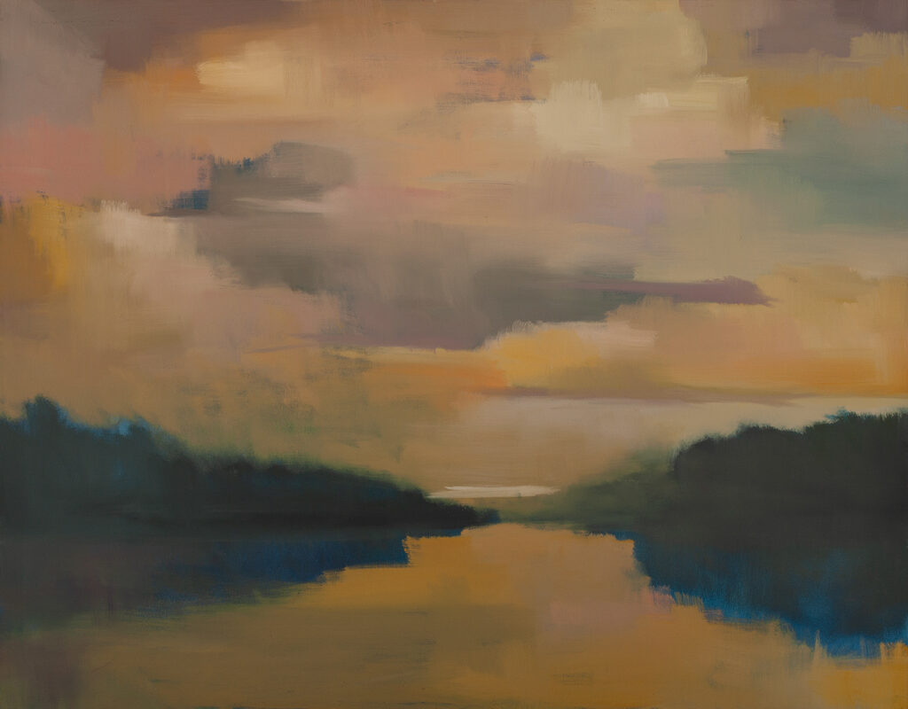 Where the River Meets the Sea by Erin Lee Gafill