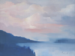 South Coast, Dawn by Erin Lee Gafill
