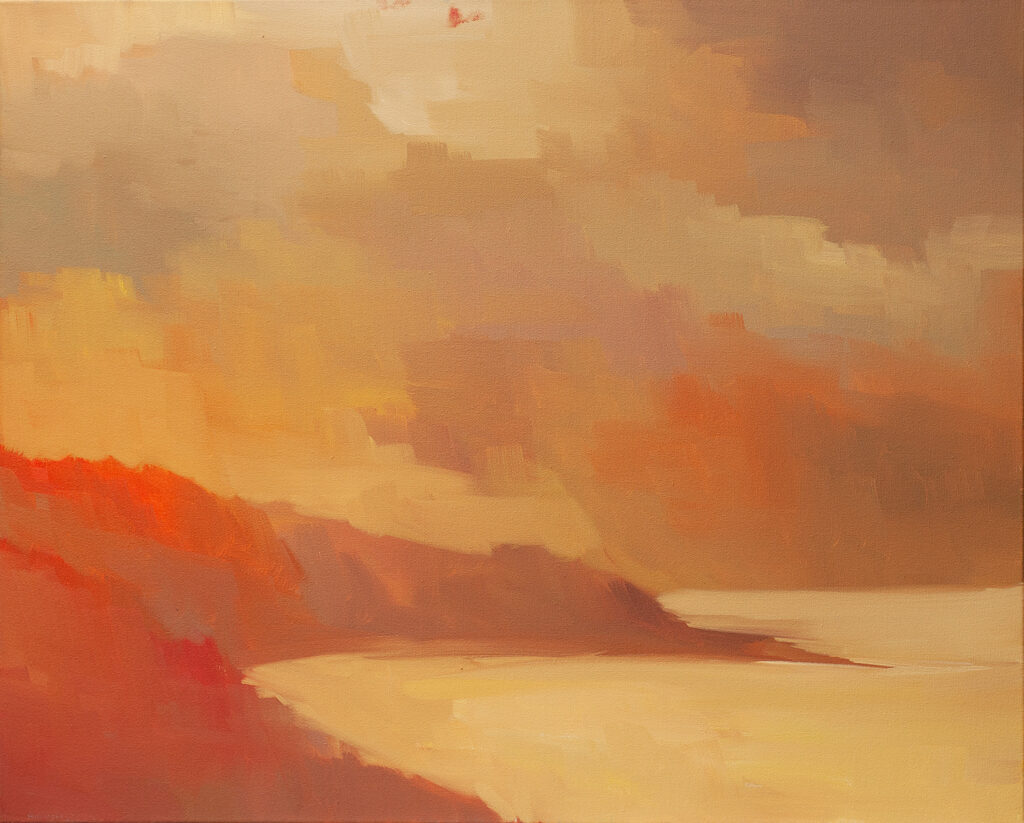 Edge of Day, California by Erin Lee Gafill