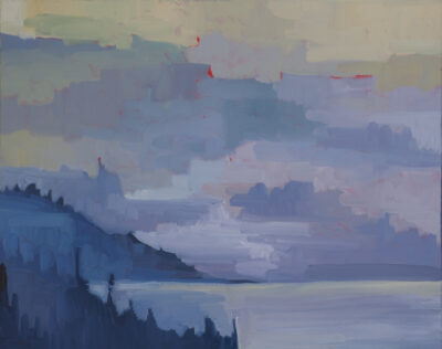 South Coast View, Dawn by Erin Lee Gafill