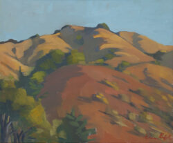 California, Morning Hills II by Erin Lee Gafill