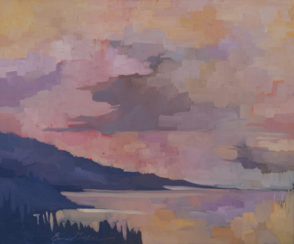 Heaven, Dawn by Erin Lee Gafill