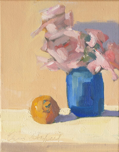 First Bloom of Spring by Erin Lee Gafill