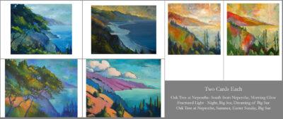 Big Sur Greeting Card Assortment - Erin Lee Gafill - 2