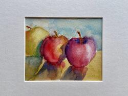 Three Apples by Erin Leer Gafill