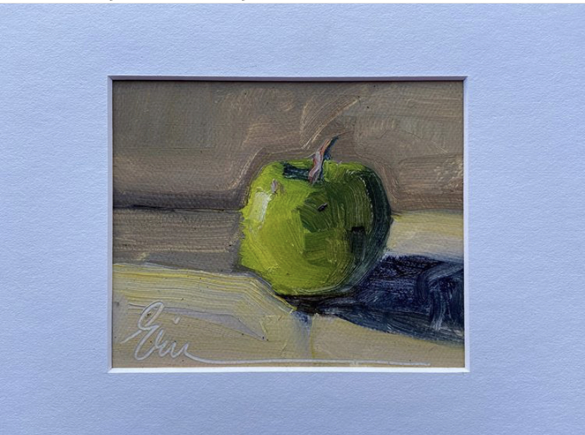 Apple by Erin Lee Gafill