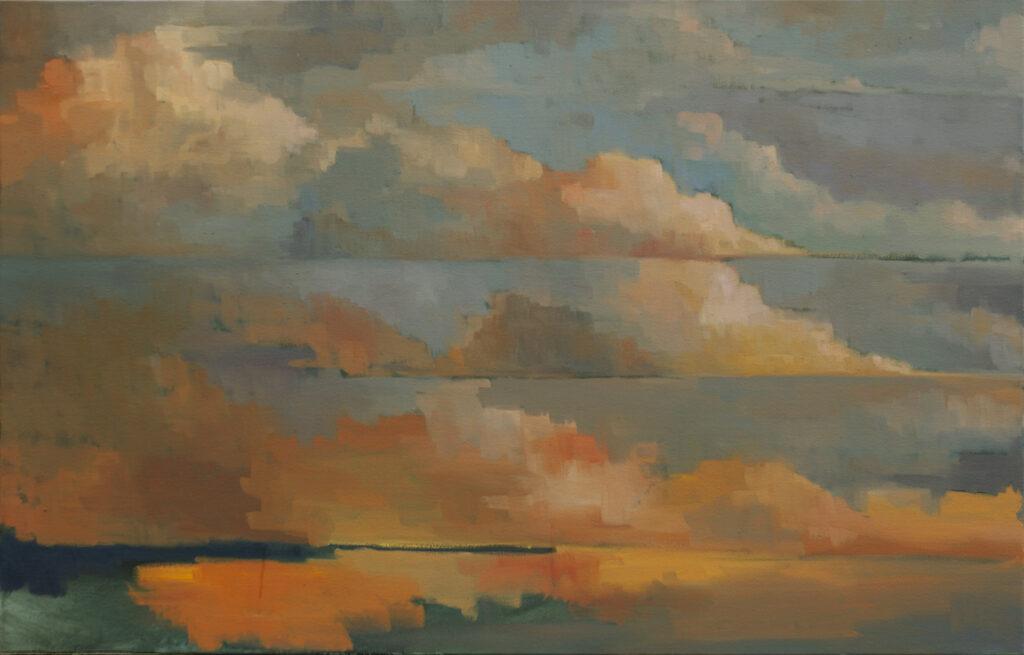 Cloudscape II by Erin Lee Gafill