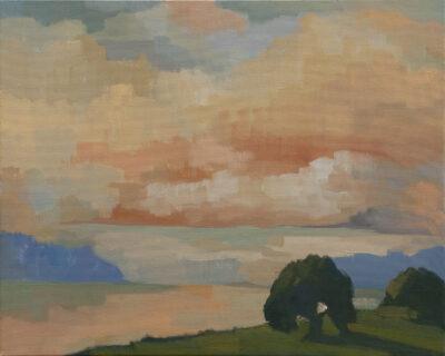 Cloud Land II by Erin Lee Gafill