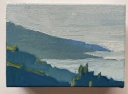 Coast, Morning by Erin Lee Gafill