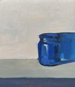 Cobalt Jar by Erin Lee Gafill
