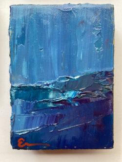 Blue Horizon by Erin Lee Gafill