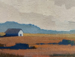 Lonely Barn II by Erin Lee Gafill